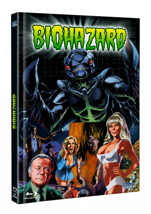 Biohazard  - Limited Collector's Edition  [Blu-ray+DVD]
