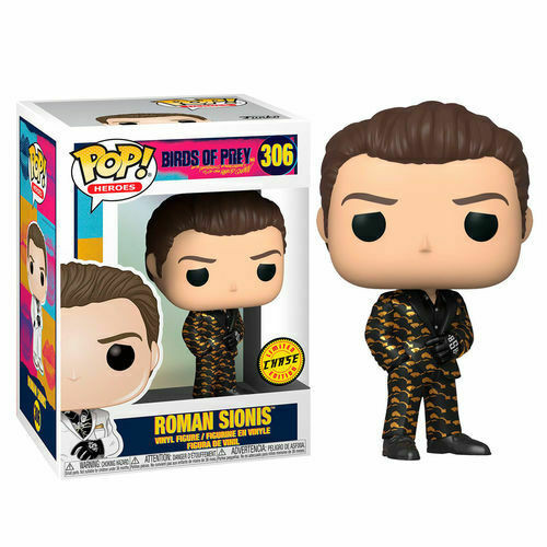 Birds of Prey POP! - Heroes Vinyl Figure 306 - Roman Sionis (Limited Chase Edition)