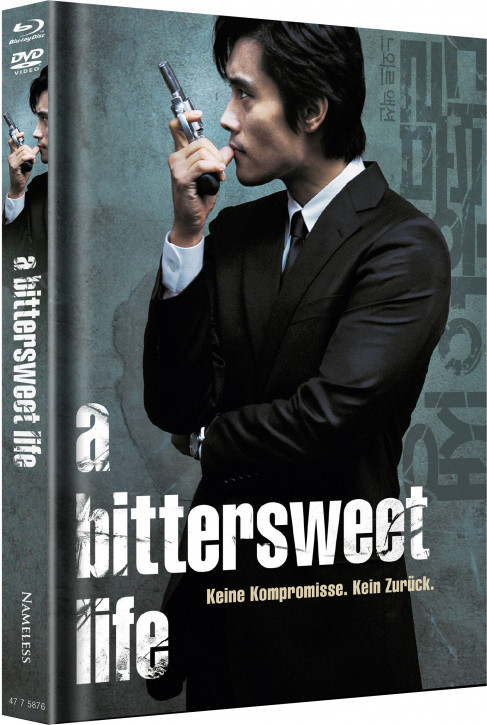 A bitter sweet life - Limited Mediabook - Cover A [Blu-ray+DVD]