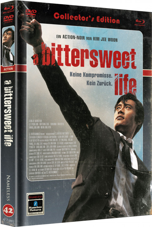 A bitter sweet life - Limited Mediabook - Cover B [Blu-ray+DVD]