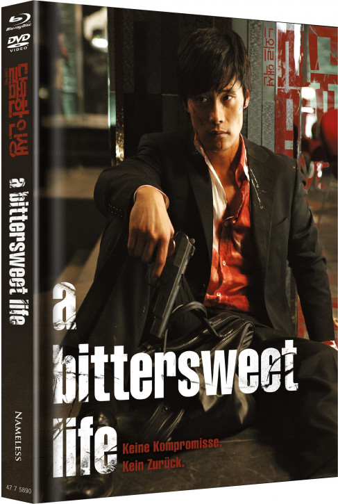 A bitter sweet life - Limited Mediabook - Cover C [Blu-ray+DVD]