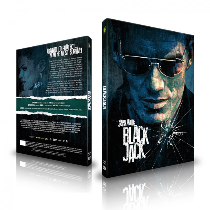 Blackjack - Limited Mediabook - Cover A [Blu-ray+DVD]