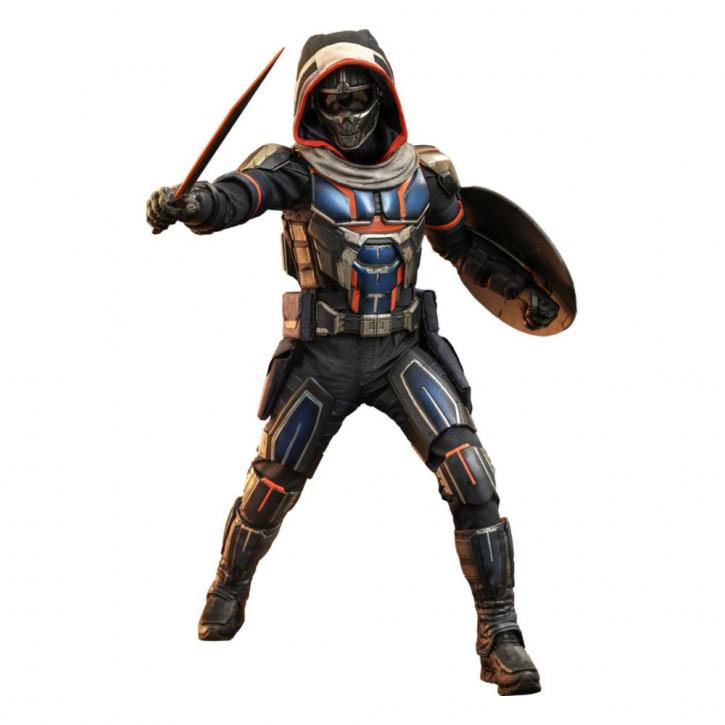 Black Widow - Actionfigur 1/6 - Taskmaster