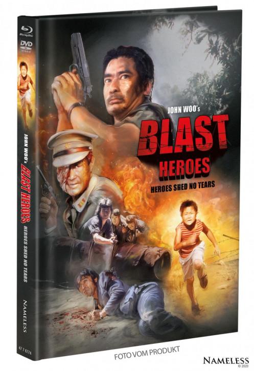 Blast Heroes - Limited Mediabook - Cover A [Blu-ray+DVD]