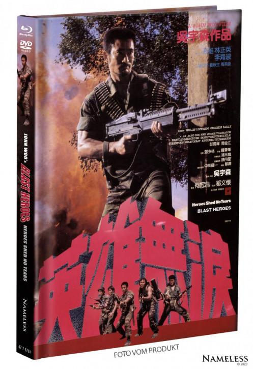 Blast Heroes - Limited Mediabook - Cover B [Blu-ray+DVD]