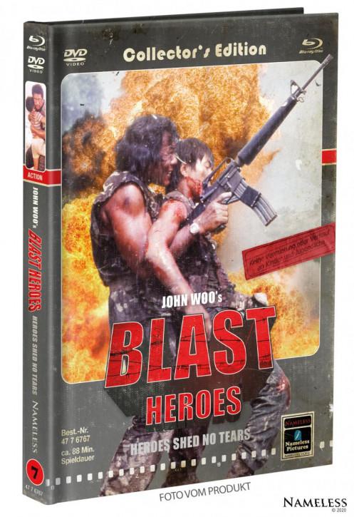 Blast Heroes - Limited Mediabook - Cover C [Blu-ray+DVD]