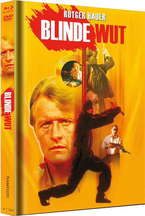 Blinde Wut - Limited Mediabook Edition - Cover B [Blu-ray+DVD]