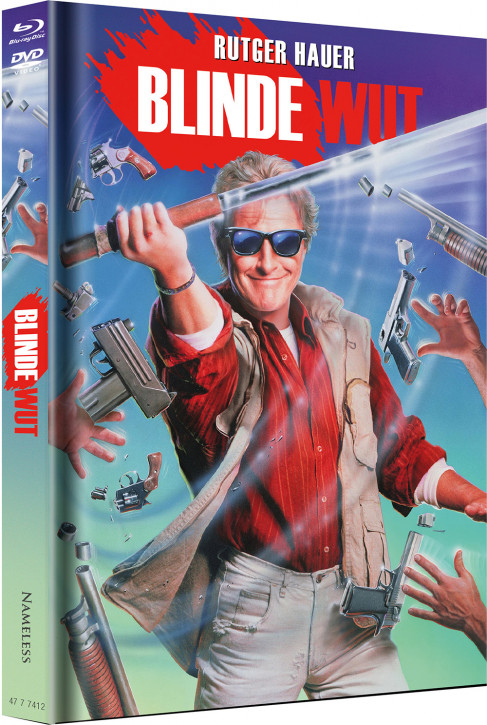 Blinde Wut - Limited Mediabook Edition - Cover C [Blu-ray+DVD]