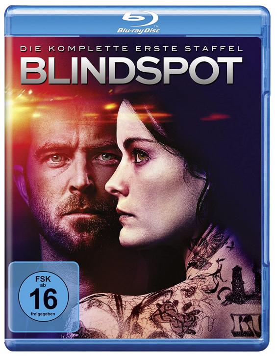 Blindspot - Die komplette 1. Staffel [Blu-ray]