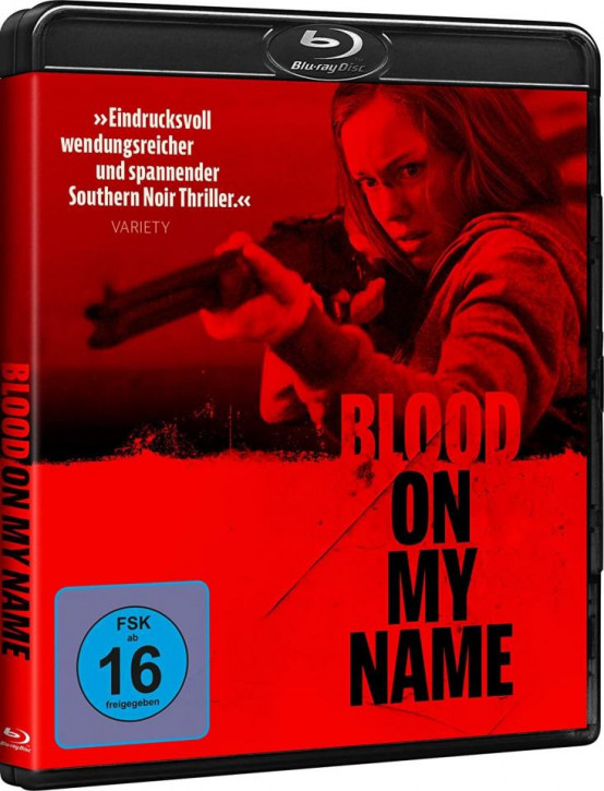 Blood On My Name [Blu-ray]