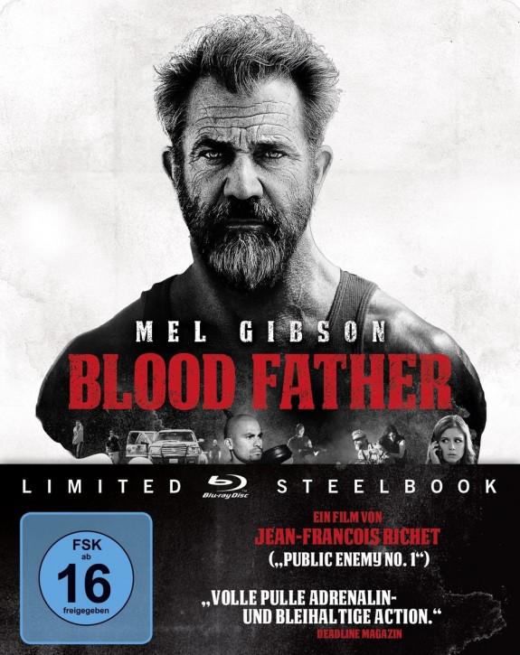 Blood Father - Steelbook [Blu-ray]