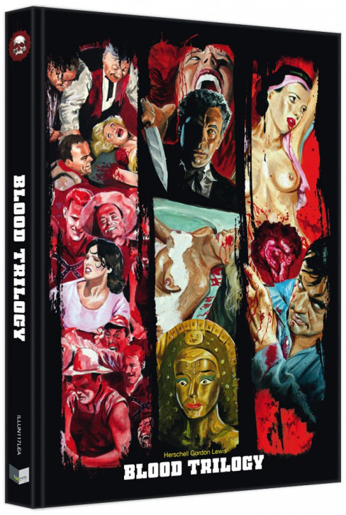 Blood Trilogy - Limited Edition Mediabook - Cover A [Blu-ray+DVD]