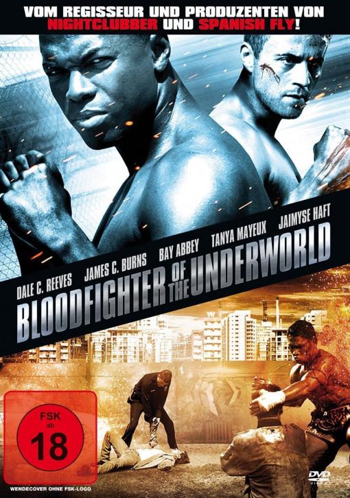 Bloodfighter of the Underworld - [DVD]