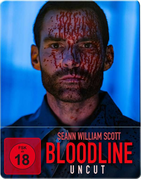 Bloodline - Limited Steelbook [Blu-ray]