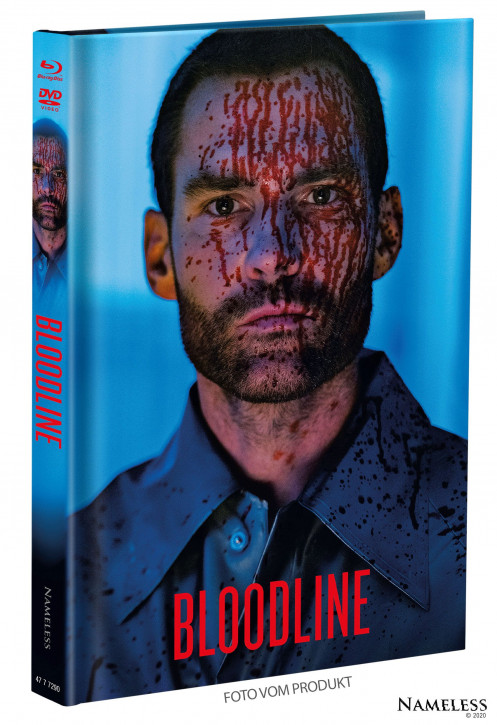 Bloodline - Limited Mediabook - Cover A [Blu-ray+DVD]