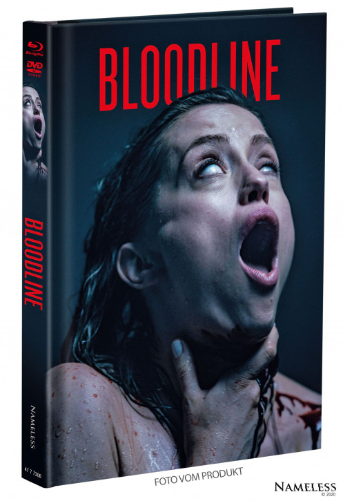 Bloodline - Limited Mediabook - Cover B [Blu-ray+DVD]