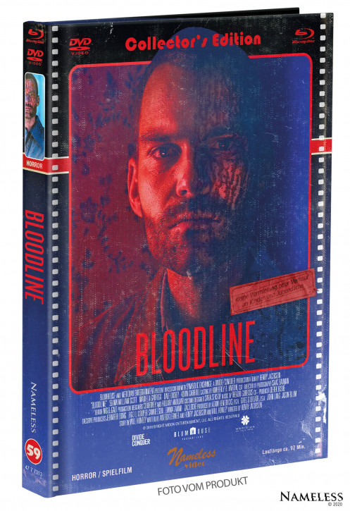 Bloodline - Limited Mediabook - Cover C [Blu-ray+DVD]