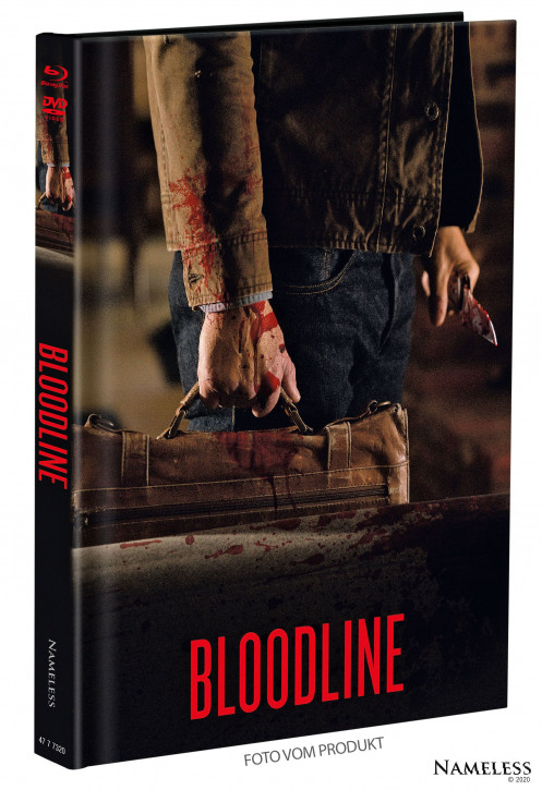 Bloodline - Limited Mediabook - Cover D [Blu-ray+DVD]