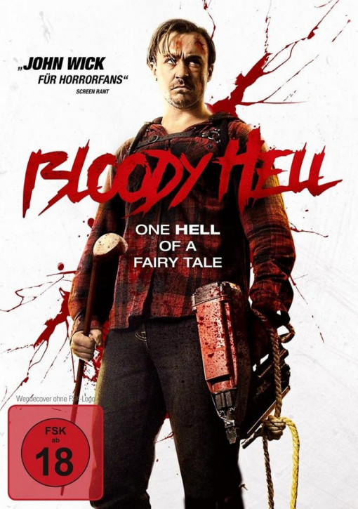 Bloody Hell - One Hell of a Fairy Tale [DVD]