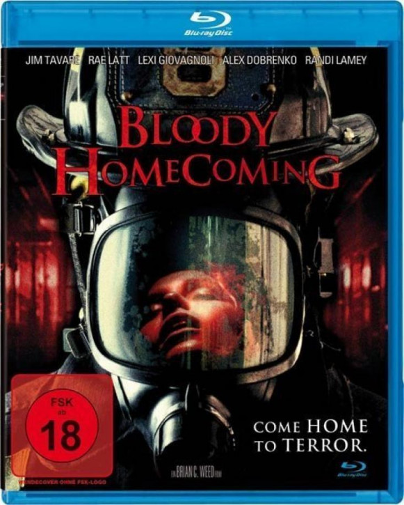 Bloody Homecoming [Blu-ray]