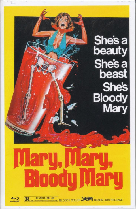 Mary, Mary, Bloody Mary - Große Hartbox [Blu-ray]
