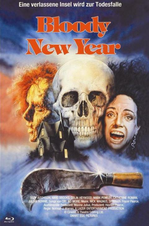 Bloody New Year - Große Hartbox [Blu-ray]