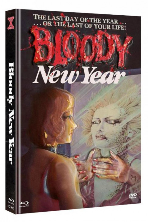 Bloody New Year - Eurocult Collection #063 - Mediabook - Cover C [Blu-ray+DVD]