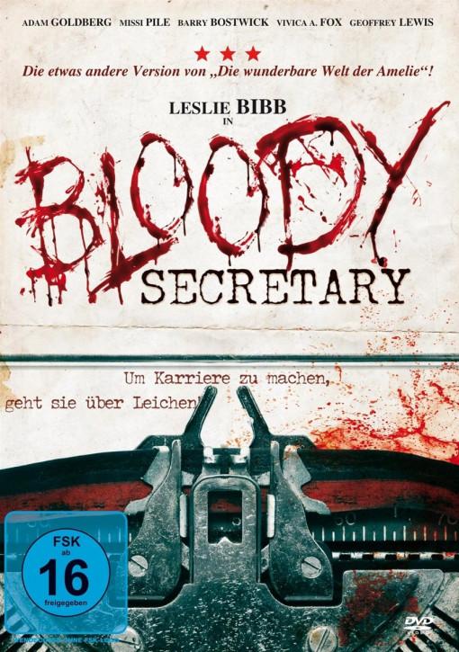 Bloody Secretary [DVD]