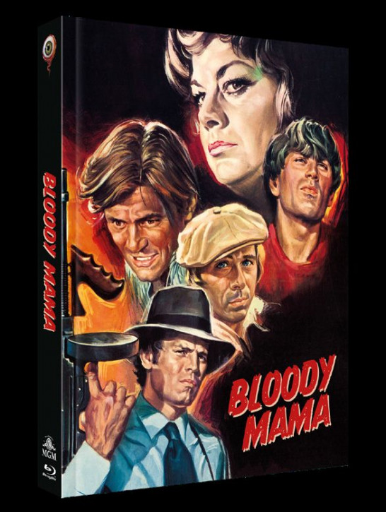Bloody Mama - Limited Collectors Edition - Cover B [Blu-ray+DVD]