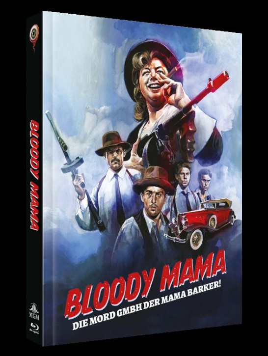 Bloody Mama - Limited Collectors Edition - Cover C [Blu-ray+DVD]