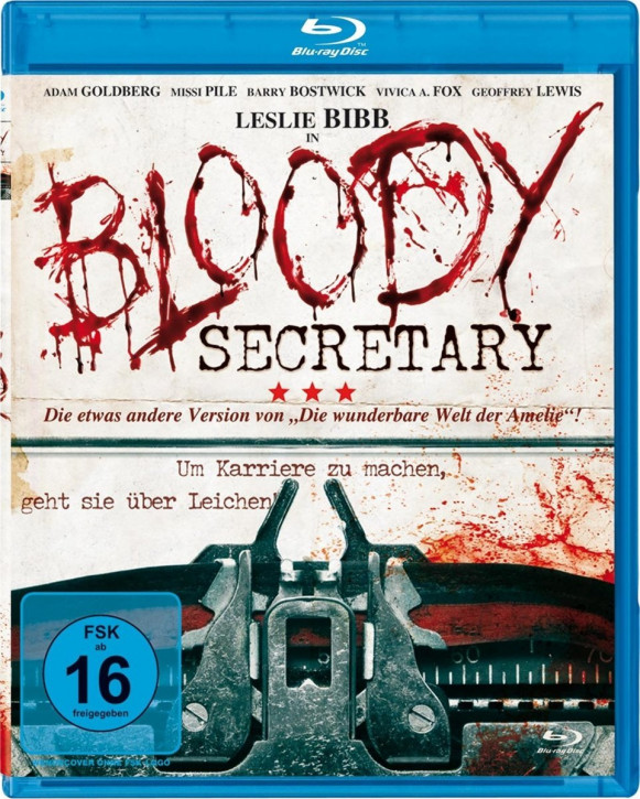 Bloody Secretary [Blu-ray]