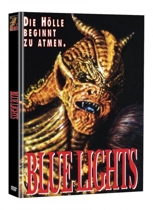 Blue Lights - Limited Mediabook Edition (Super Spooky Stories #137) [DVD]