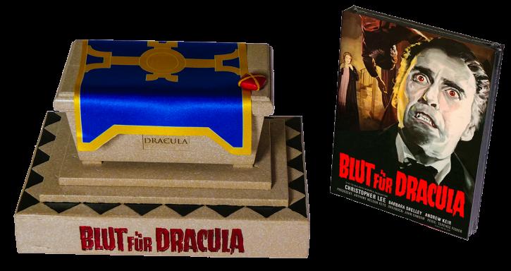Blut für Dracula - Sarg Edition [Blu-ray]