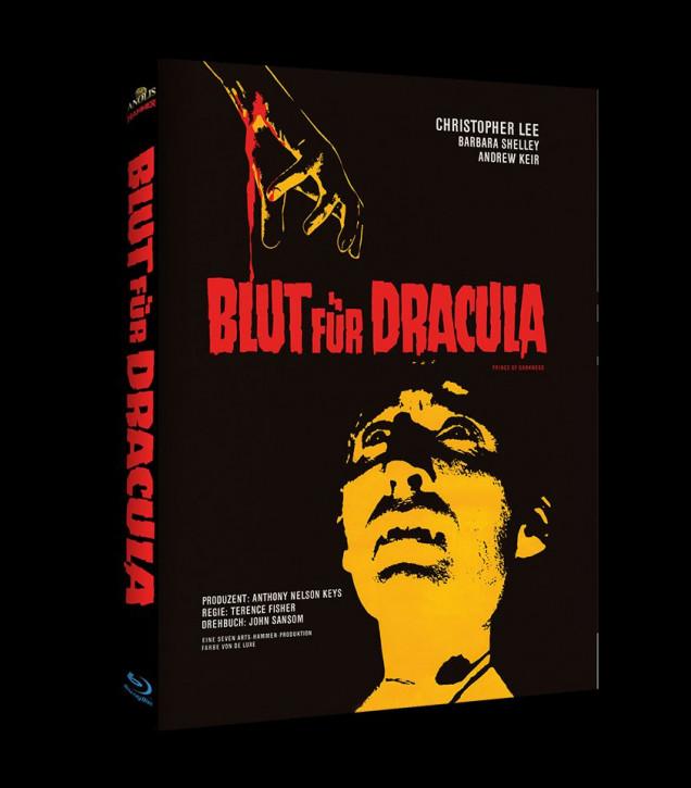Blut für Dracula - Hammer Edition Nr. 31 - Cover A [Blu-ray]