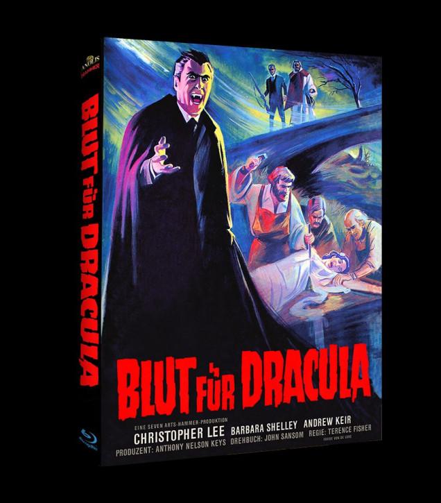 Blut für Dracula - Hammer Edition Nr. 31 - Cover B [Blu-ray]