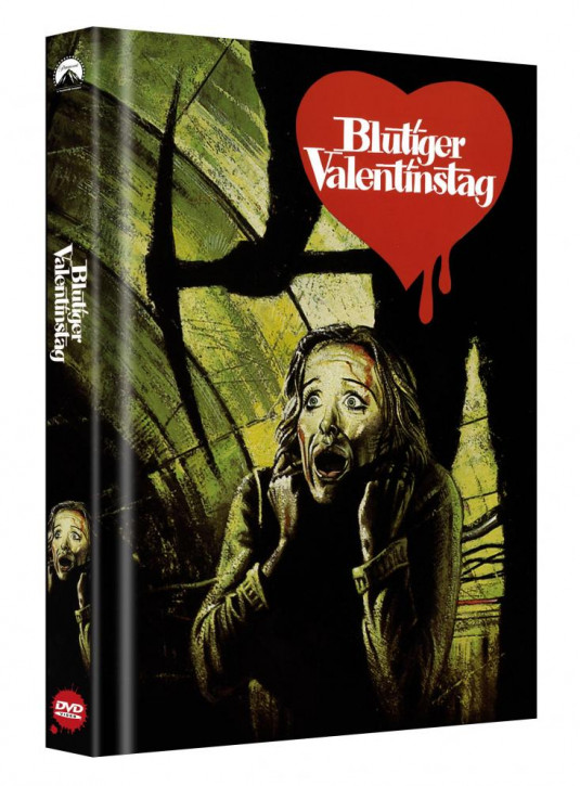 Blutiger Valentinstag - Limited Collector's Edition - Cover A [DVD]