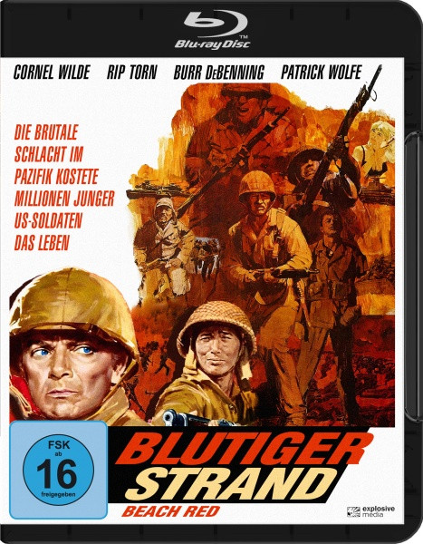Blutiger Strand (Beach Red) [Blu-ray]