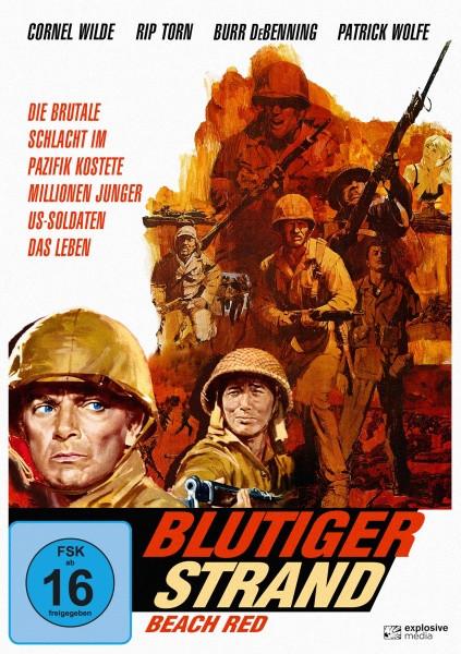 Blutiger Strand (Beach Red) [DVD]
