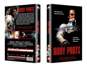 Body Parts - große Hartbox - Cover A [DVD]