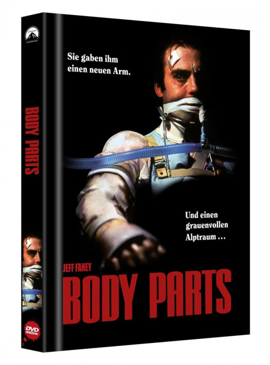 Body Parts - Limited Collector's Edition - Cover A [DVD]