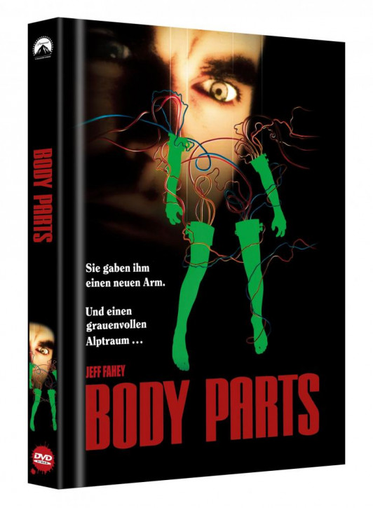 Body Parts - Limited Collector's Edition - Cover B [DVD]