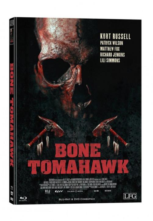Bone Tomahawk - Limited Mediabook Edition - Cover B [Blu-ray+DVD]