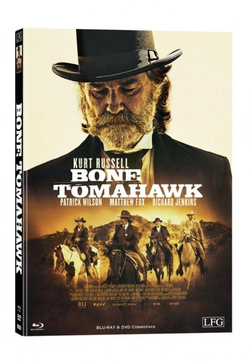 Bone Tomahawk - Limited Mediabook Edition - Cover D [Blu-ray+DVD]