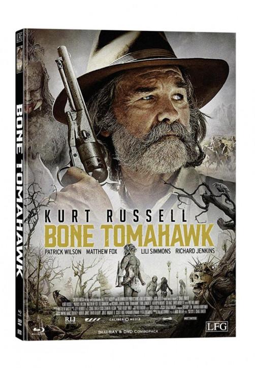 Bone Tomahawk - Limited Mediabook Edition - Cover E [Blu-ray+DVD]