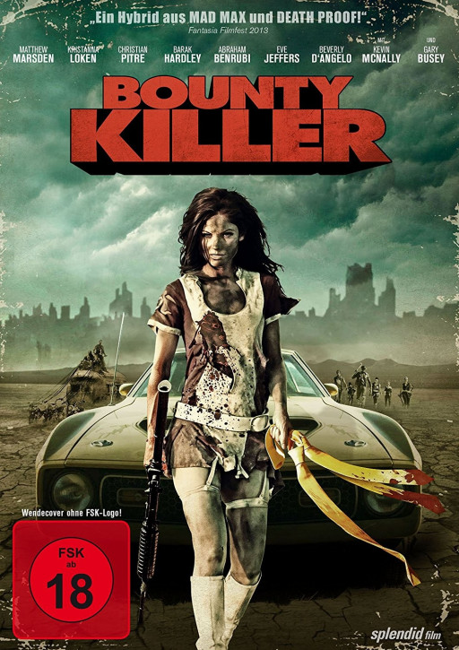 Bounty Killer - [DVD]