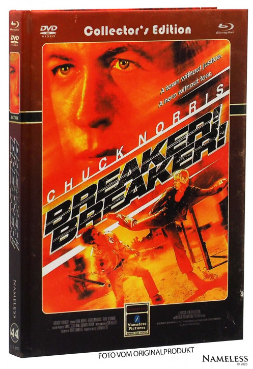 Breaker Breaker - Limited Mediabook - Cover C [Blu-ray+DVD]