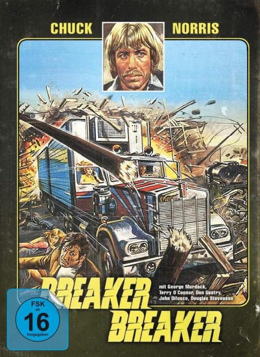 Breaker Breaker - Limited Mediabook [Blu-ray+DVD]
