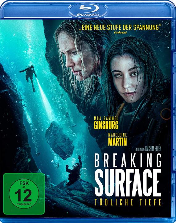 Breaking Surface - Tödliche Tiefe [Blu-ray]