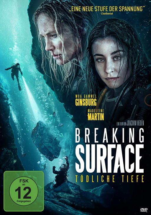 Breaking Surface - Tödliche Tiefe [DVD]