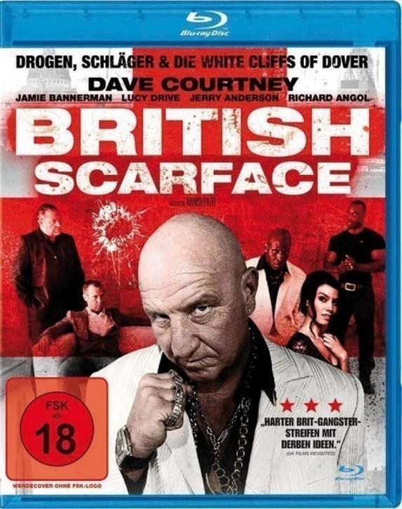 British Scarface [Blu-ray]